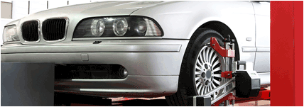 Vehicle Receiving Alignment Service in San Antonio